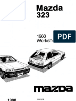 Mazda 323, Ford Laser 2002 Service Manual 01 Engine