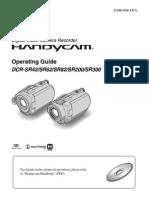 Sony Handycam DCR-SR200