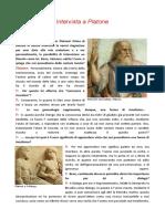 Intervista a Platone