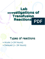 Transfusion Reaction - Rachel-La-Count