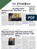 Liberty Newspost June-01-2011