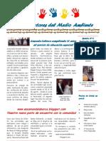 Boletín Nº2  Reconstructores del Medio Ambiente