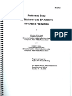 7_Preformed Soap as Thickener and EP-Additive for Grease Production