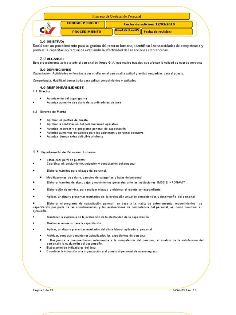 P-crh-01 Gestion Del Personal Rev (5)