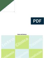 modelo esquemas doenças
