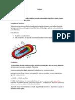 Reino Monera e Protista + doenças virais e bacterianas
