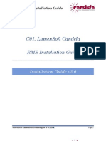 C01 LumenSoft Candela RMS Installation Guide