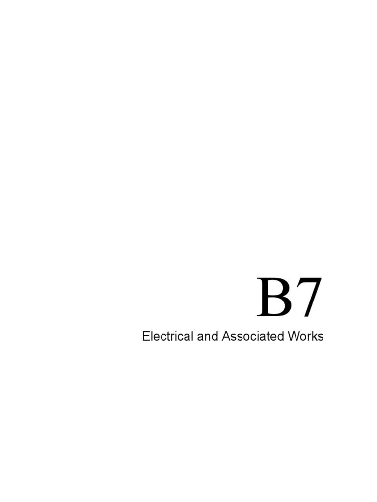 B7 Electrical Works Transformer Power Inverter Hb3 Generator Circuitbreaker Switchgear