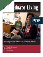 Graduate Living Book