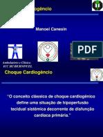 choque cardiogenico - PCR