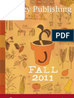 Storey's Fall 2011 Catalog