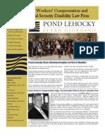Spring 2011 Firm Newsletter
