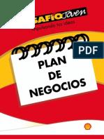 Shell, Plan de Negocios Dj2008
