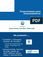 Financiamiento Para Emprendedores