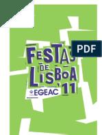 FESTAS DE LISBOA 2011 (Programa completo)
