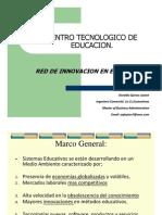 Centro Tecnologico de Educacion-modelo Org