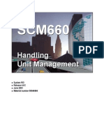 SCM660_Handling Unit Management