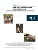 Manual Con Ejercicios Toma de Decisiones