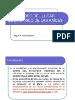 4. LUGAR GEOMÉTRICO DE LAS RAÍCES [Modo de compatibilidad]