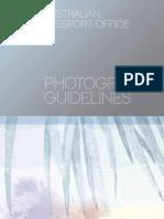 Australian Photo Guidelines
