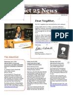 Rep. Belatti June 2011 Newsletter
