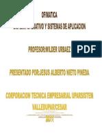 INSTALACION DE PROGRAMAS