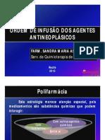 Adriministração de Quimio