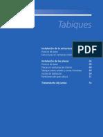 Placo Manual Instal Ad Or 4 Tabiques