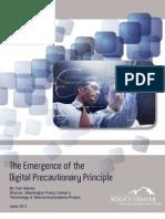 Digital Precautionary Principle Pb