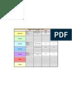 Planeador_Semanal_de_tarefas Da Semana de 23 a 29 de Maio