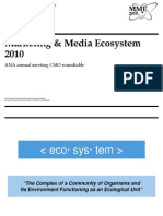 IAB and Booz Marketing Media Ecosystem