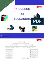 soldadura y procesos
