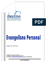 Curso Renovado de EvangelismoEvangelismo