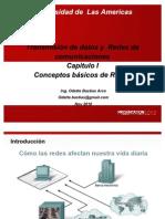 Capitulo I Conceptos Basicos de Redes