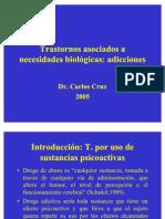 Trastornos asociados a necesidades biológicas