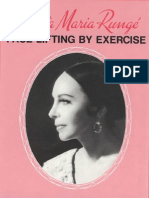 Face Lifting by Exercise Senta Maria Runge