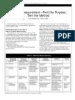 14. Maturity Measurement Article