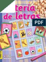 Lotería de letras