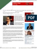 01-06-11 Banca Priísta harta de la actitud de Javier Lozano