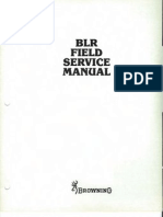 Browning Blr Pre 81 Field Service Manual