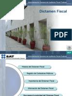 Dictamen Fiscal - SAT
