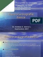 Medicina - Fisiologia Electrocardiografia Normal (ECG)