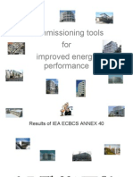 Commissioning Tools for Improved Energy Performance
