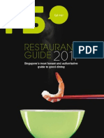 Is Restaurant Guide 2011