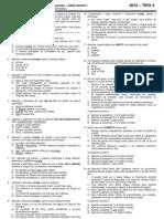 3010 – Auxiliar Judiciário – Apoio Administrativo - Tipo 4