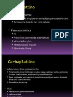 Carbaplatino