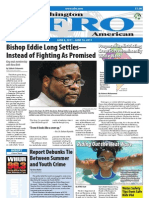 Washington D.C. Afro-American Newspaper, June 4, 2011