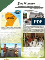 Boletin 197 Guayana Francesa - Diciembre 2010