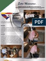 Boletin 204 - PARAGUAY - 1BRIL 2011