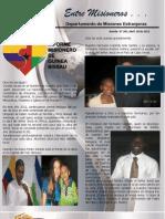 Boletin 205 Guinea Bissau - Abril 2011